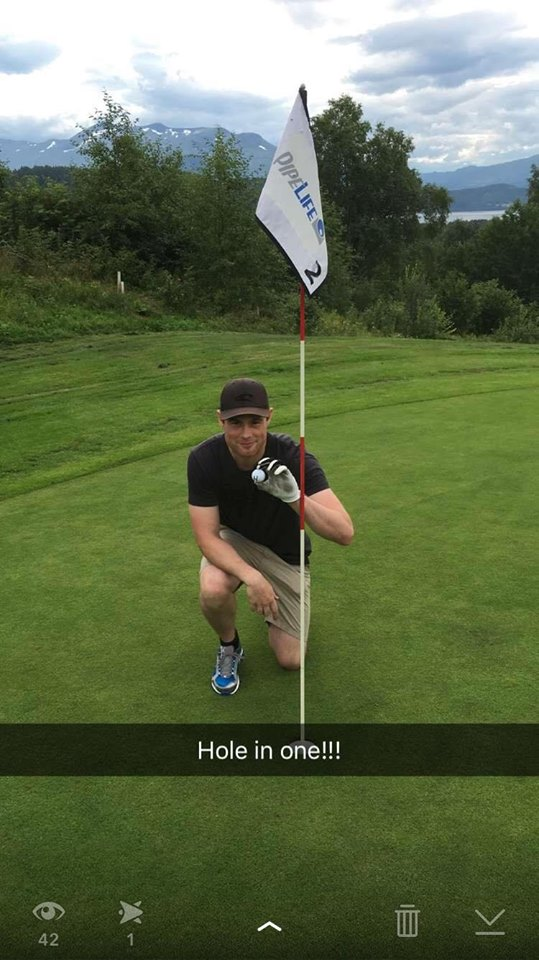 Hole in One - Håkon Solem Karlstad