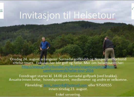 Helsetour